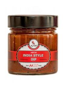 India style dip  Indický dip