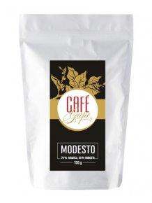 Café Gape - Modesto 150g  Mletá káva z české pražírny