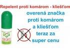 Repelenty, ochrana proti komárom