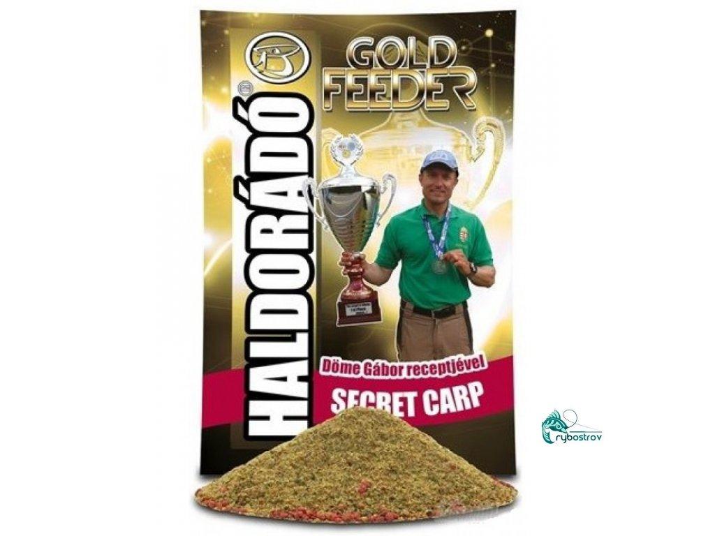 Haldorádó Gold Feeder Secret Carp 600x800