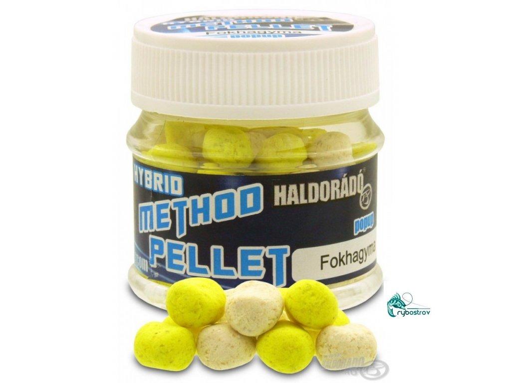 Haldorado hybrid method pellet garlic 600x800