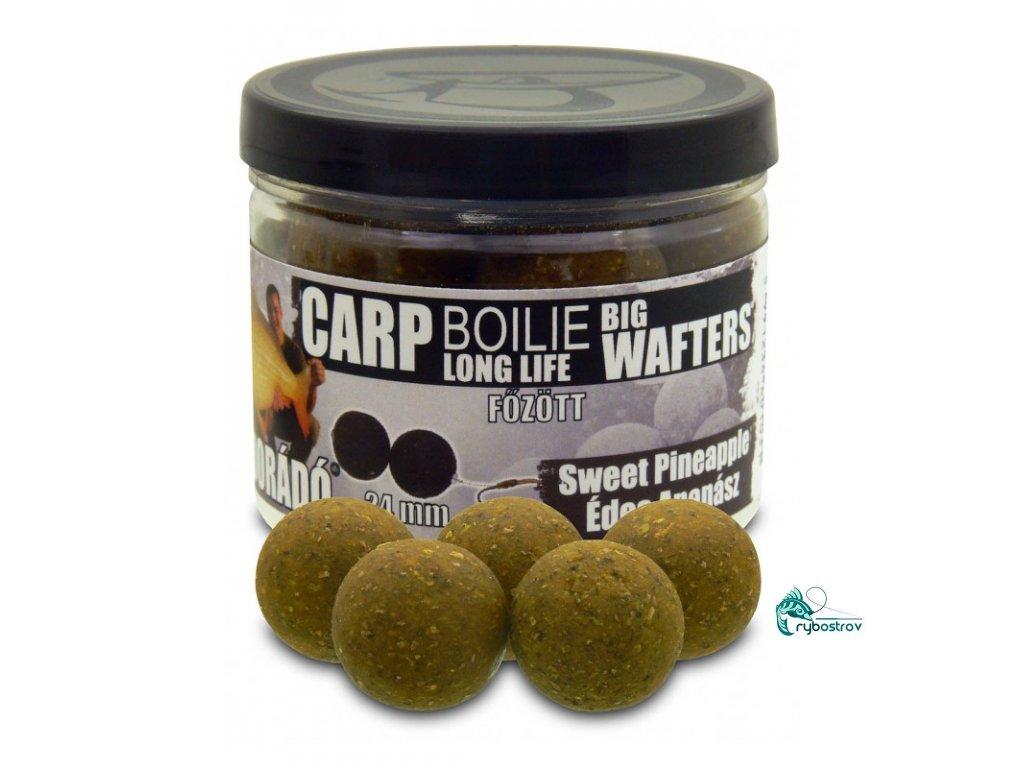 haldorado carp boilie big wafters ananas 600x800