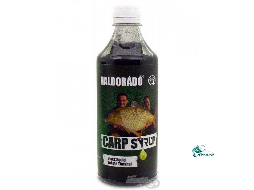 haldorado carp syrup black squid cierny kalamar 600x800