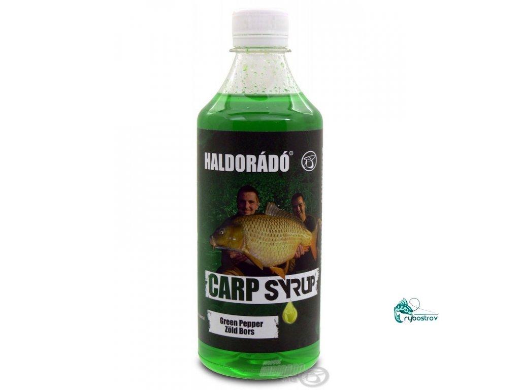 haldorado carp syrup green pepper cierne korenie 600x800