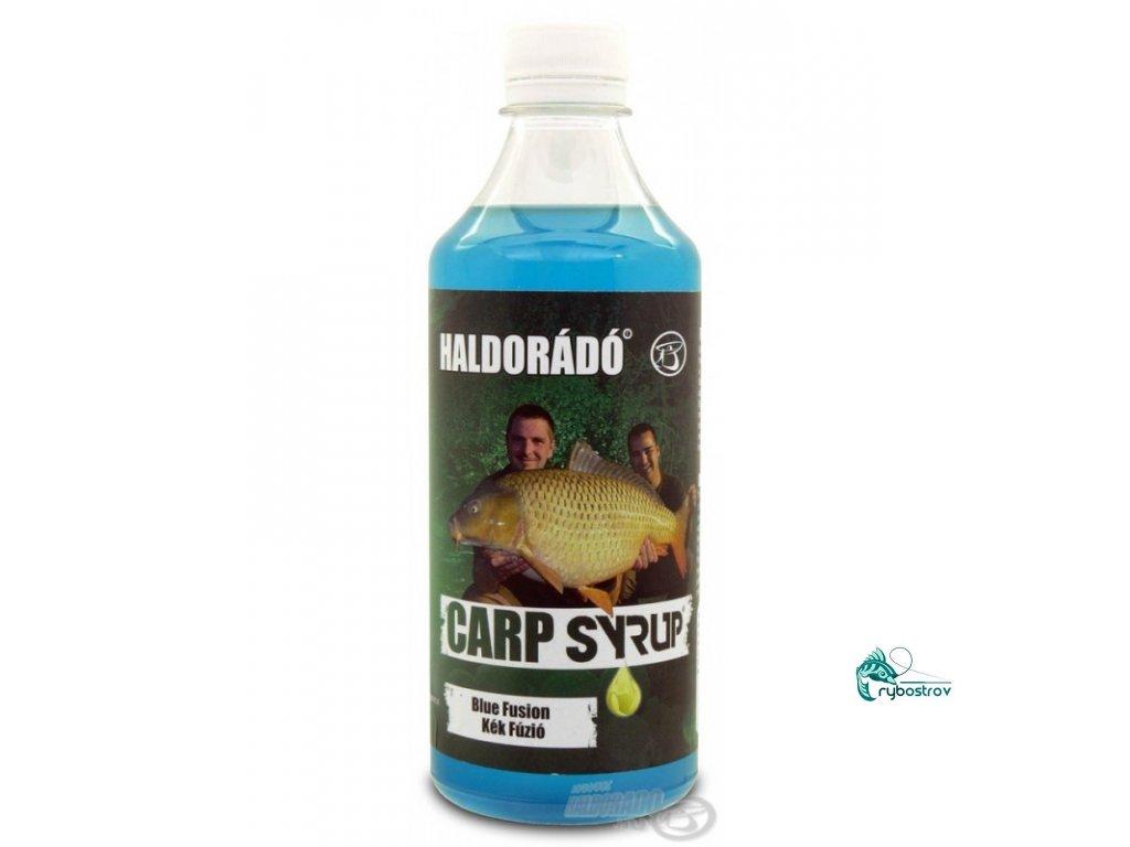 Haldorado carp syrup blue fusion 600x800