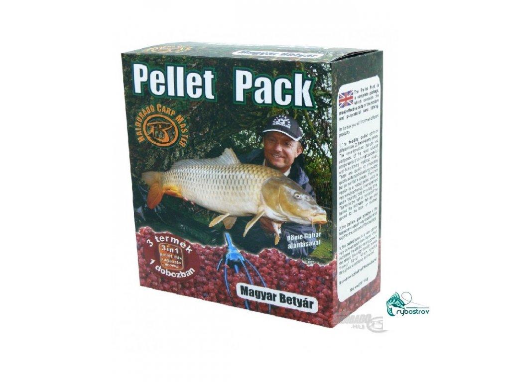 Haldorádó Pellet Pack Magyar Betyár 600x800
