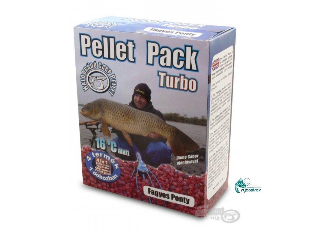 Haldorádó Pellet Pack Fagyos Ponty 600x800