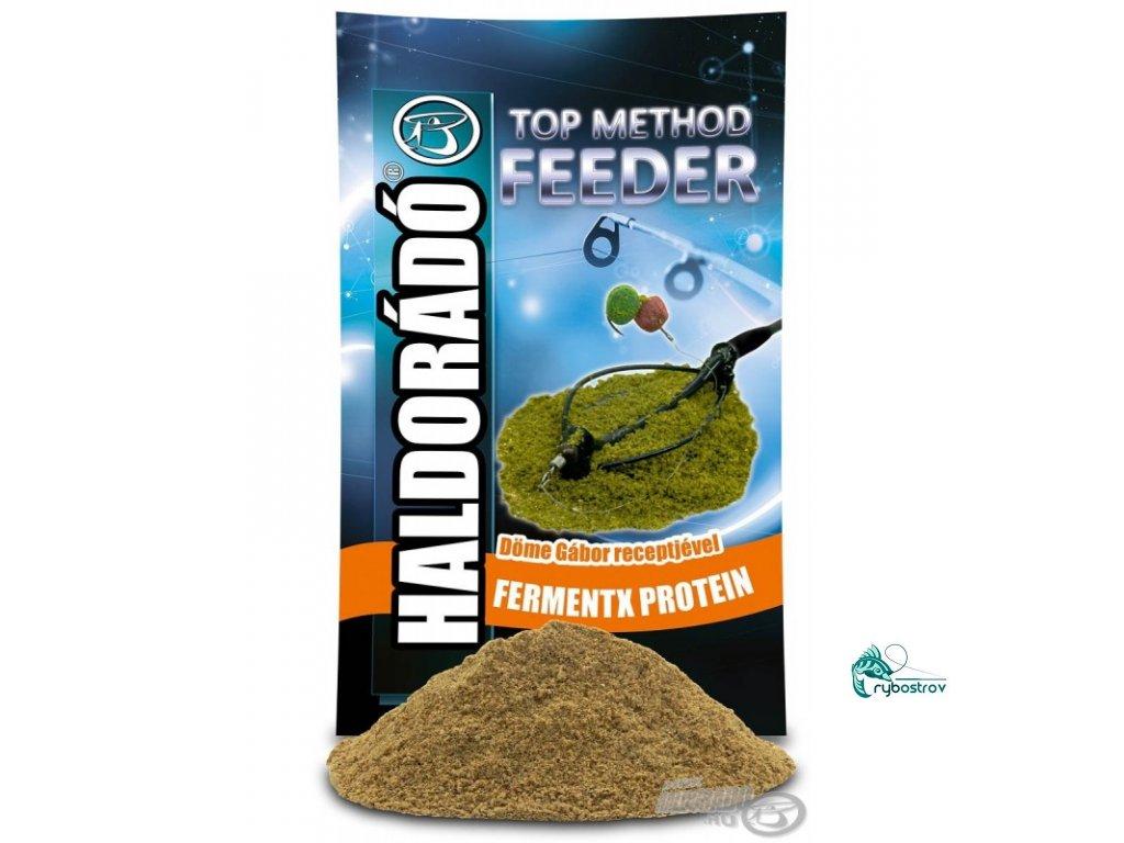 haldorado top method feeder fermentx protein 600x800