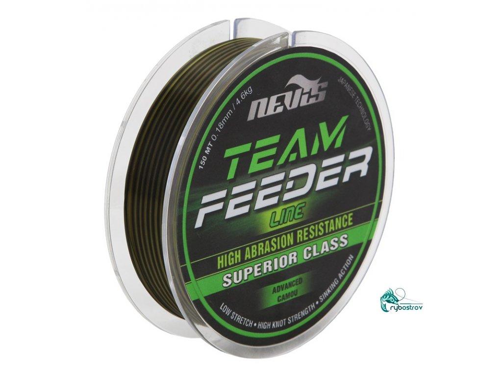 Nevis Team Feeder 150m / 0,18mm 0,20mm 0,22mm 0,25mm