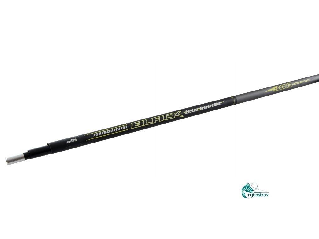 Nevis Magnum Black ručka 300 cm/ 296 g