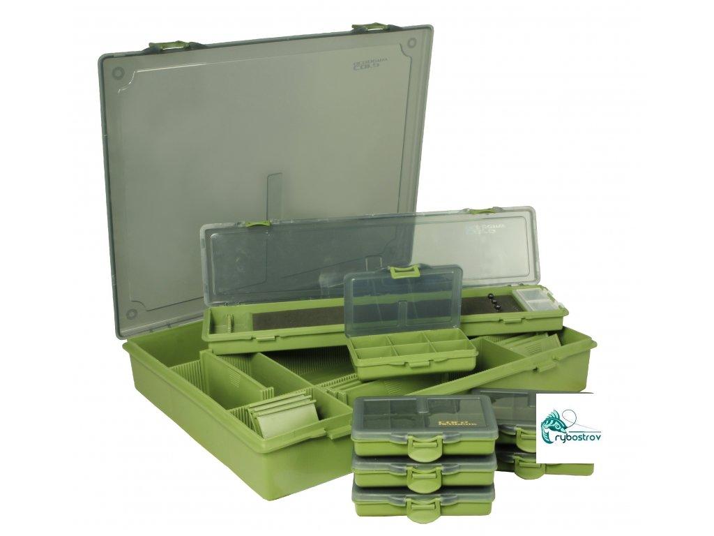 Nevis Carp Box 320x290x65mm