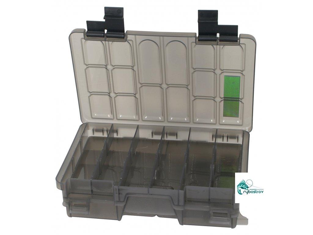 Nevis dvojpodlažná krabica 360x220x70mm