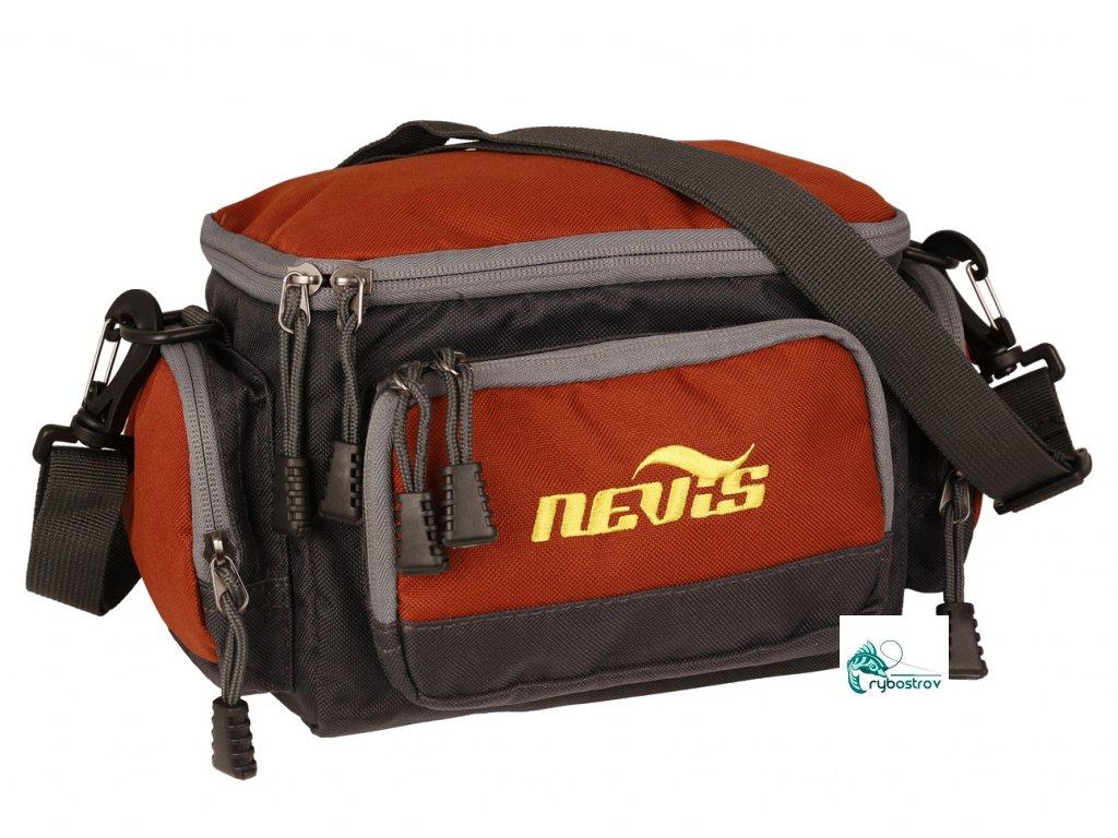 Nevis prívlačová taška s 3 krabicami 28x19x16cm