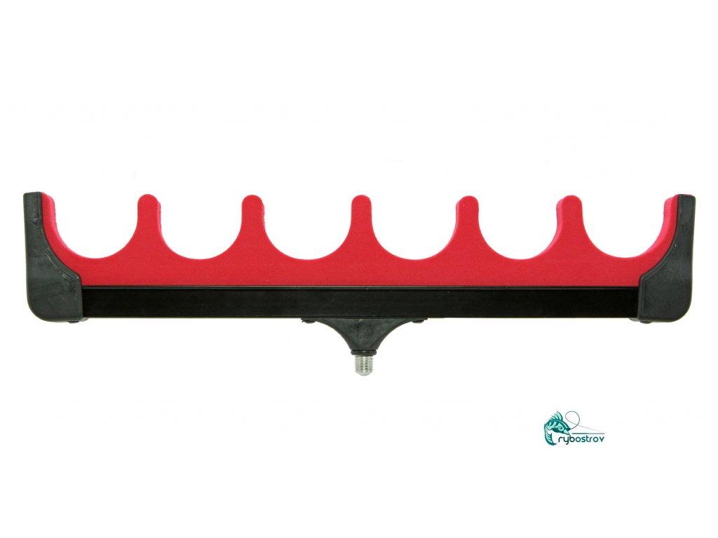 Nevis Feeder podpierka 32cm červená
