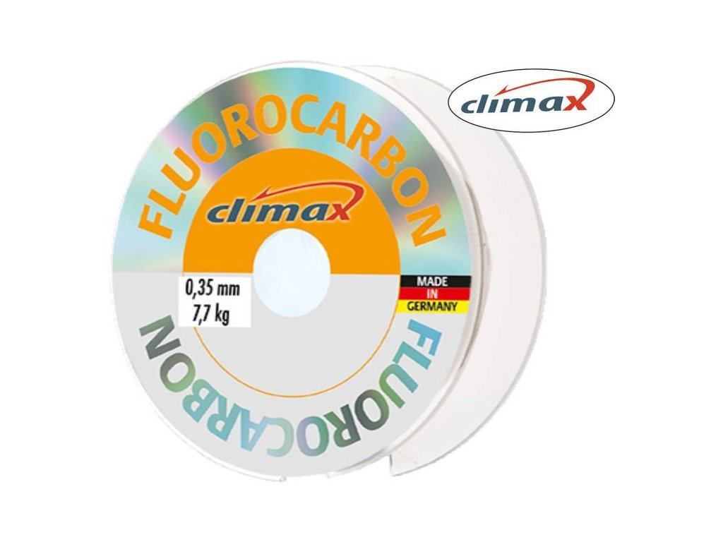Climax Fluorocarbon Soft & Strong 50m 0,10mm, 0,12mm, 0,14mm, 0,16mm, 0,18mm, 0,20mm, 0,23mm, 0,25mm, 0,28mm, 0,30mm, 0,33mm, 0,35mm, 0,40mm 0,45mm