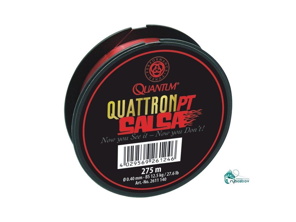 Vlasec Quantum Quattron Salsa-Line 275m 0,18mm, 0,20mm, 0,22mm, 0,25mm, 0,30mm, 0,35mm, 0,40mm