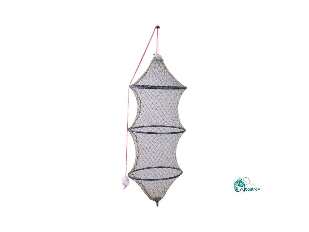 Prechovávacia sieťka na ryby 95cm 3 kruhy