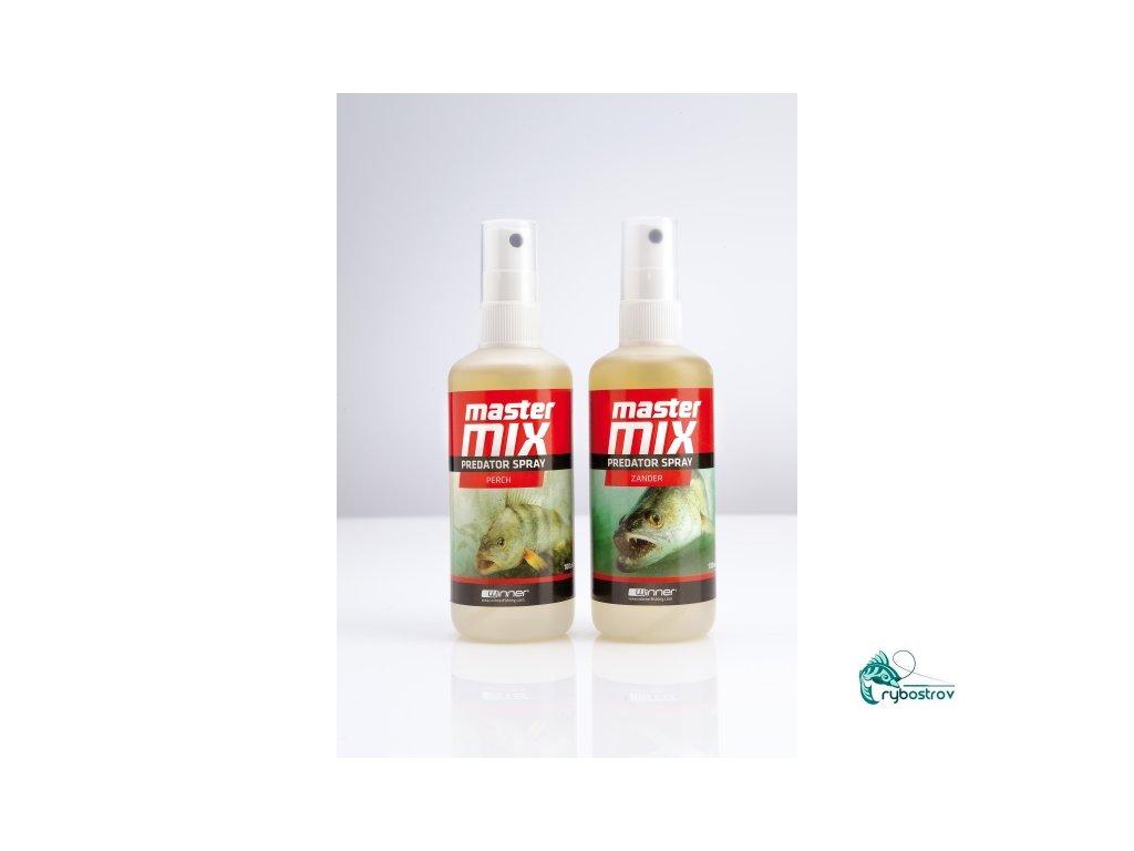Master Mix Predator Spray 100ml Catfish
