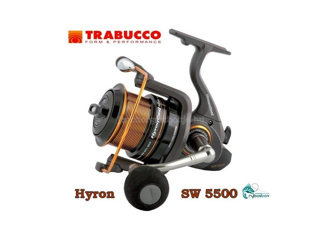trabucco hyron cast sw surf tavdobo orso