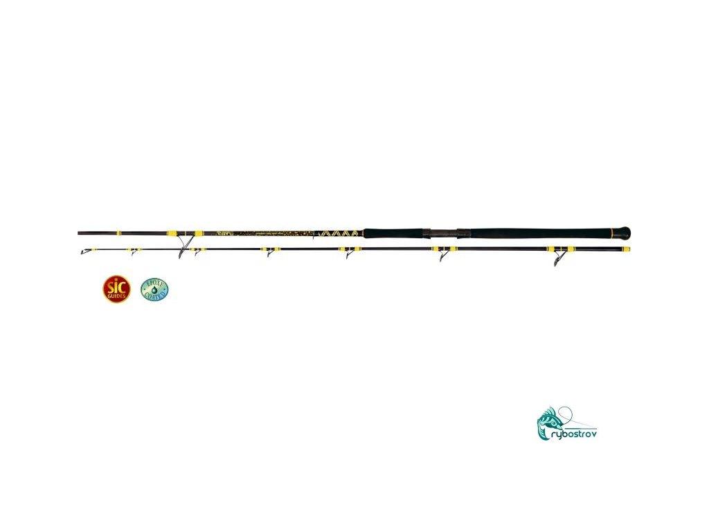 Black Cat Passion Pro DX Spin 2,70m 200g