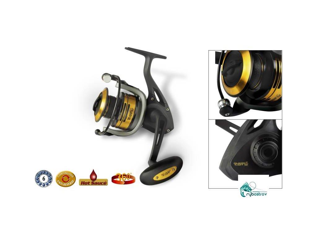 Black Cat Passion Pro FD 640, 660, 680