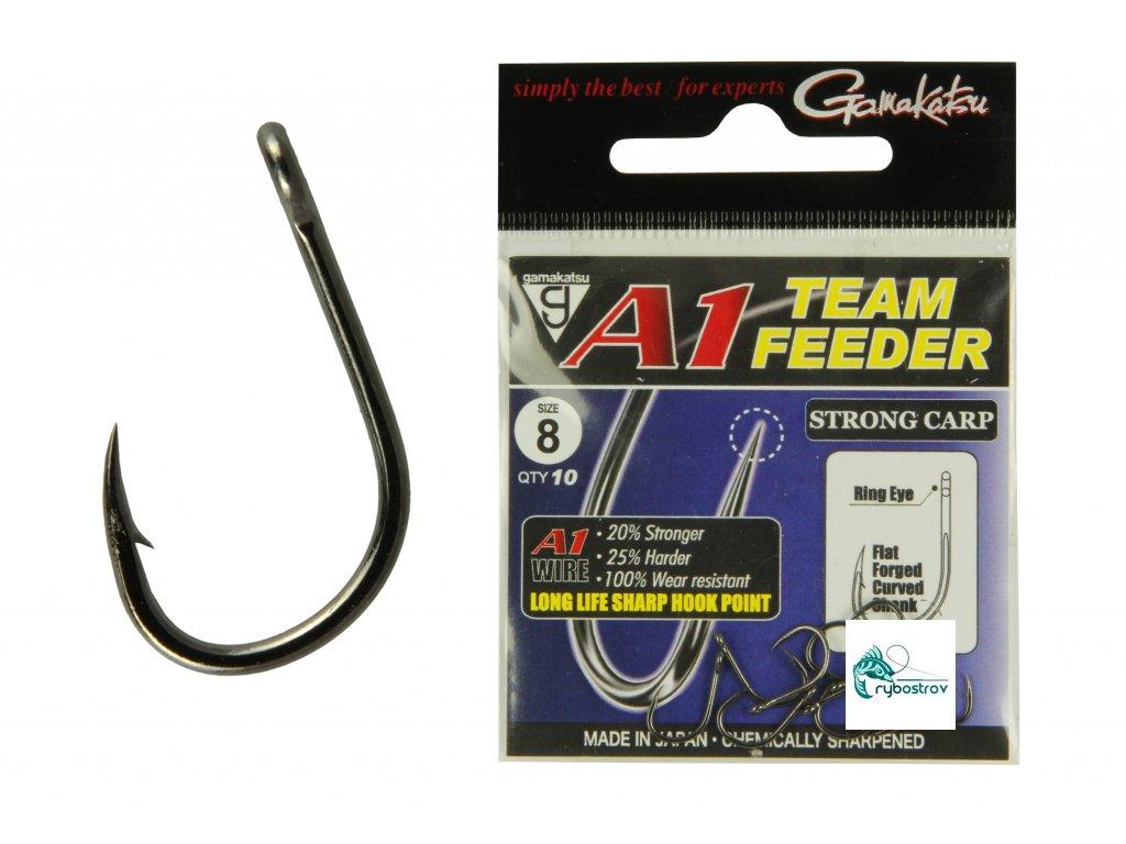 Gamakatsu A1 Team Feeder Strong Carp veľ. 06, 08, 10, 12