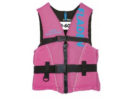 Vesta plavajuca Classic M 50 70kg ruzova