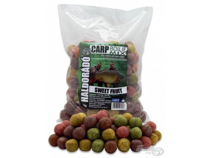 Haldorádó Carp Boilie Mix Sweet Fruit 600x800