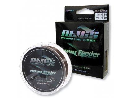 Nevis Navy Feeder 150m / 0,16mm 0,18mm 0,20mm 0,22mm 0,25mm