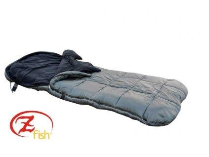 zfish spaci vak sleeping bag select 4 season