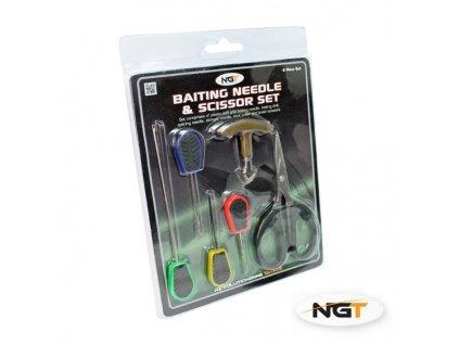 ngt sada 6ks baiting needle scissor set