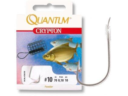 Quantum Crypton Feeder veľ.10-0,18mm-0,70m, 12-0,16mm-0,70m, 14-0,14mm-0,70m, 16-0,12mm-0,70m a 18-0,12mm-0,70m