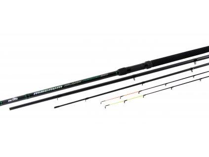 Nevis Magnum Black Feeder 3,60m 80g