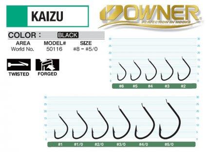 owner 50116 kaizu original