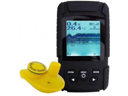 Bezdrótový nahadzovací sonar s dosahom 180m