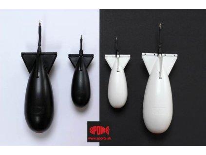 Spomb Midi Black čierna