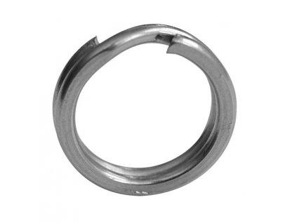 Black Cat Xtreme Split ring 8mm 50kg, 10mm 90kg 10ks