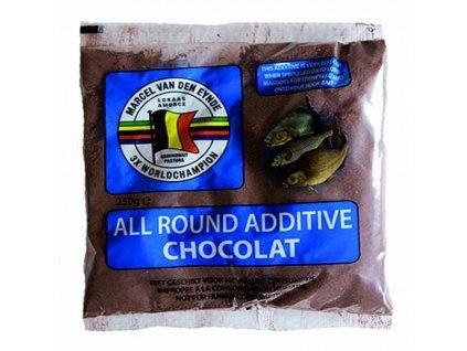 mvde posilovac chocolate 250 g 1 1