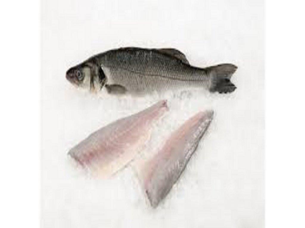 Morský vlk filet (váhove možnosti 100 g)