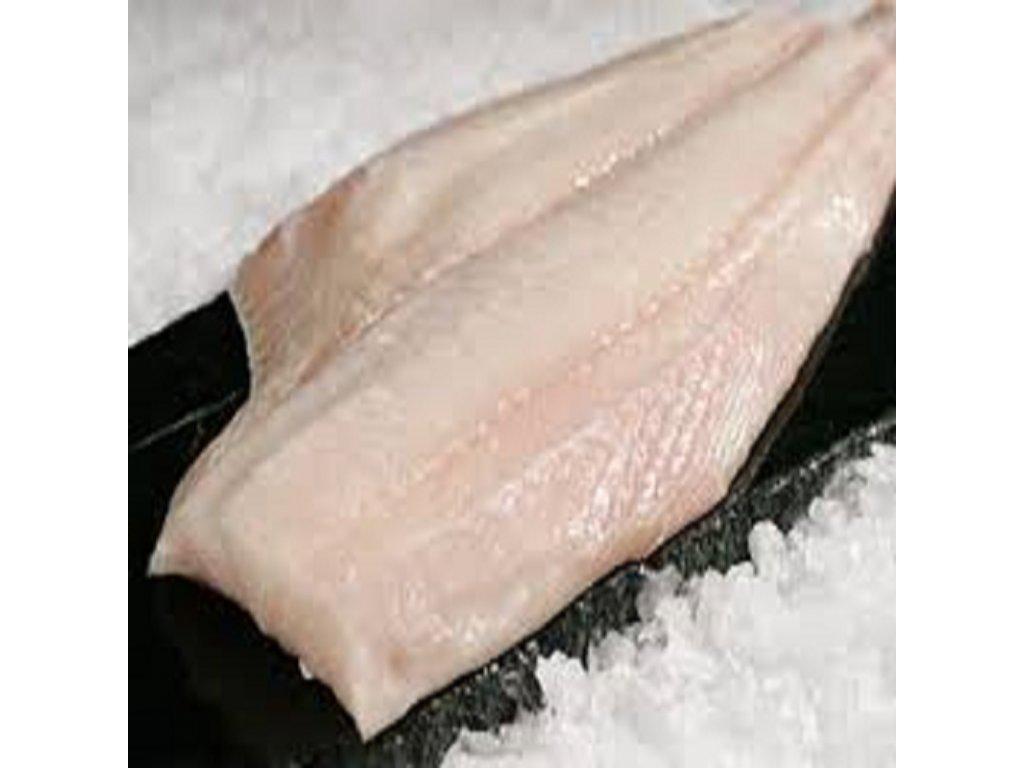halibut atlantický filet (Váhová možnosť 100 g)