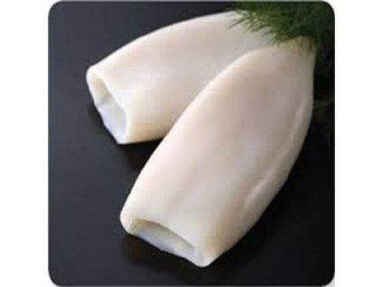 Calamare tuby (Váhová možnosť 100 g)