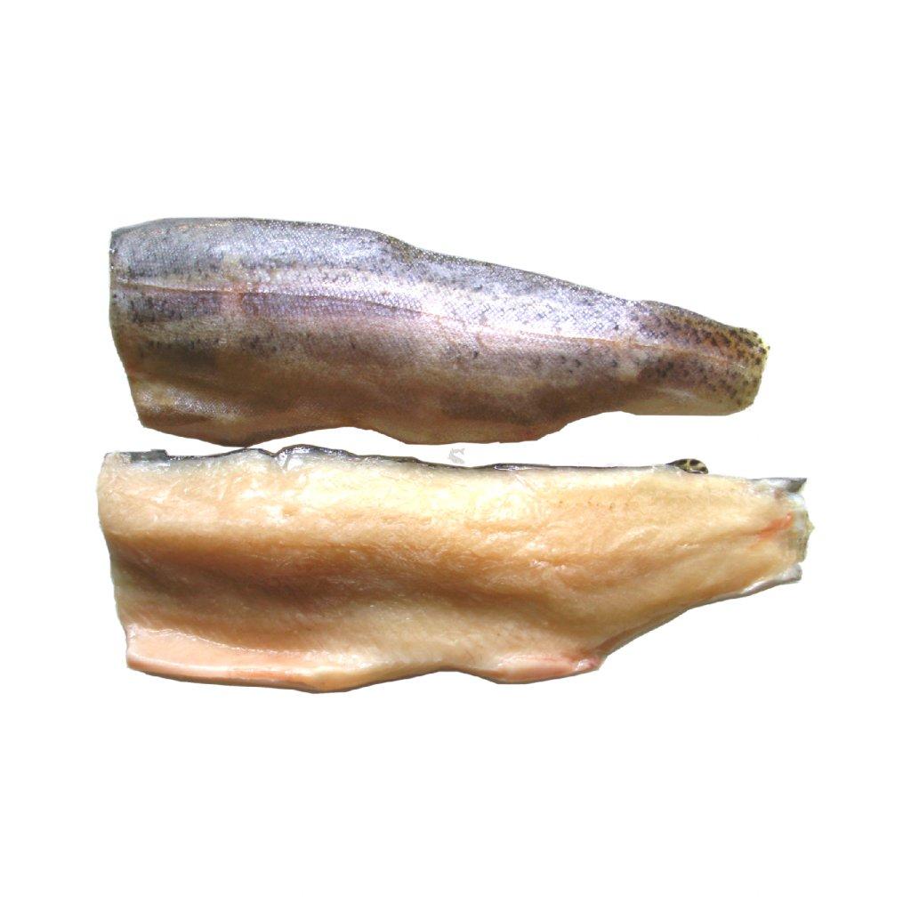 pstruh dúhový filet s kožou