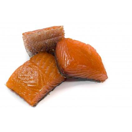 Údený Losos Porcie  cca 100 g