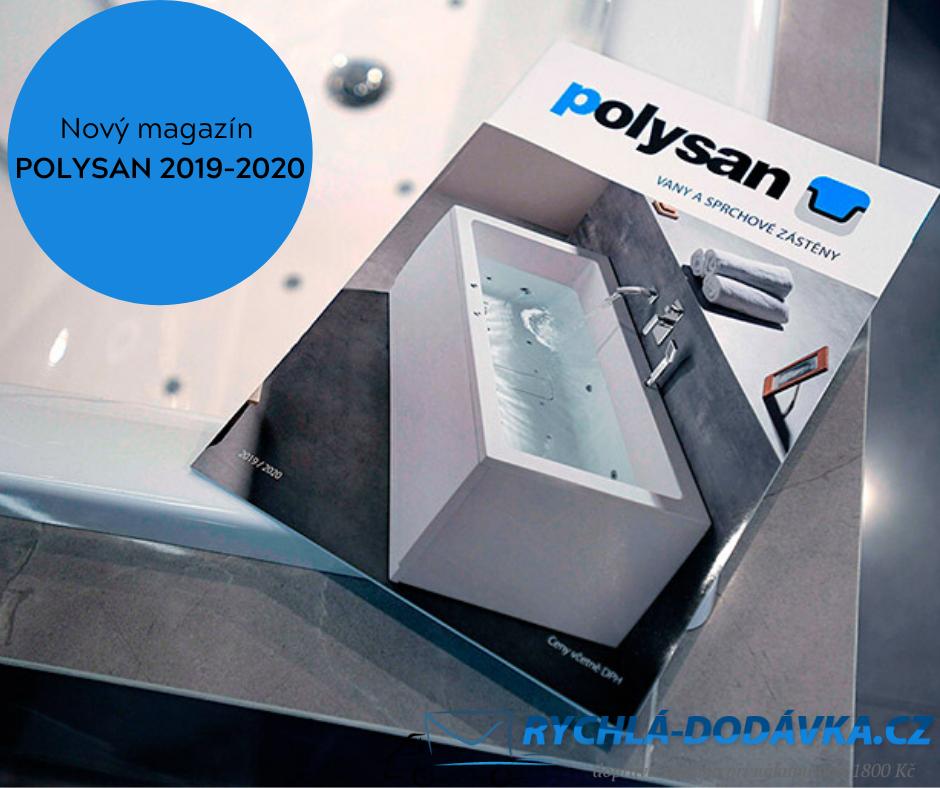 Nový katalog Polysan 2019 - 2020