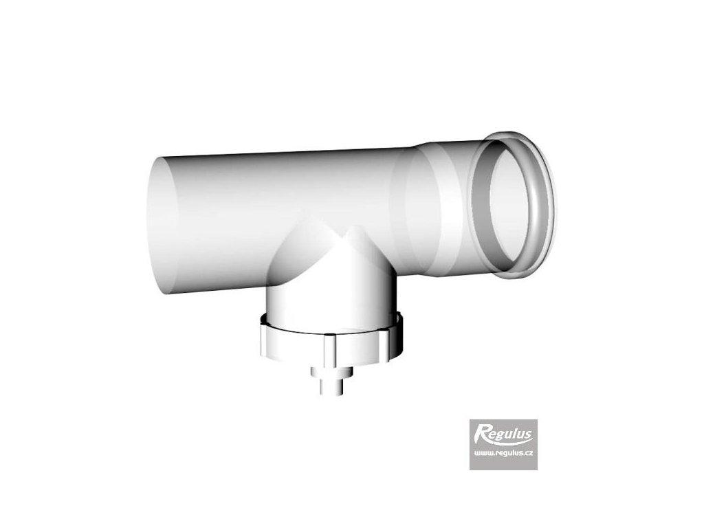 Almeva - Průměr 80, pro kondenzační kotle