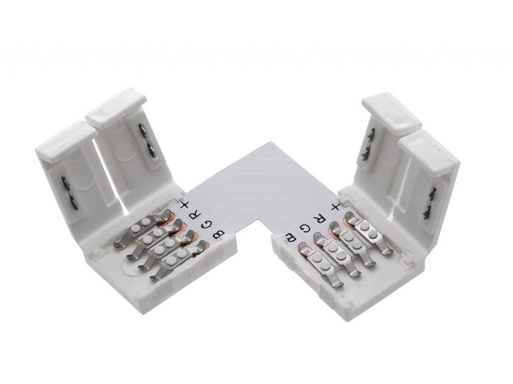 Spojovací konektory LED pásků
