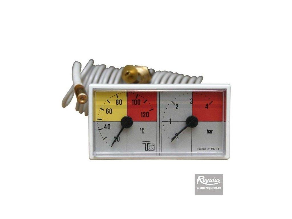 Regulace, termostaty, měření