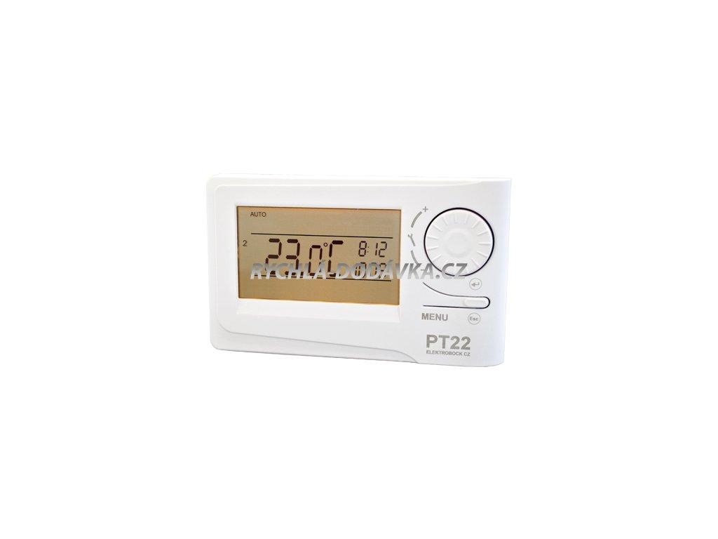 ELEKTROBOCK PT22 - Prostorový termostat-PT22
