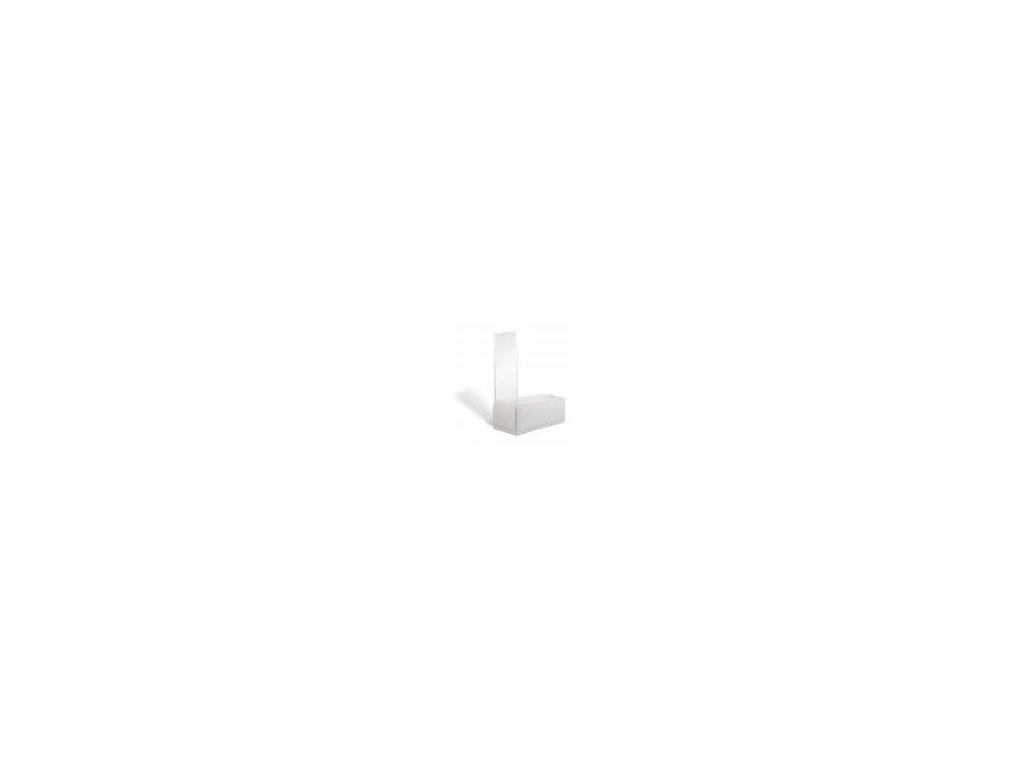 Teiko vanová zástěna standard BSVP 70 čiré sklo + wateroff-bsvp70csklowoff