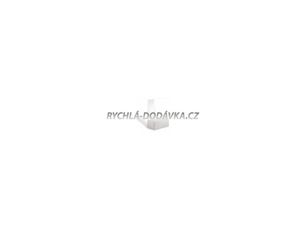 Teiko vanová zástěna standard BSVP 80 čiré sklo + water off-bsvp80csklowoff